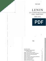 Tony-Cliff-Lenin La Construccion Del Partido