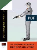 Manual tiro-instruccion