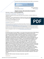 artigo 2 pubmed Contraception counseling for women with premenstrual dysphoric disorder (PMDD)_ current perspectives