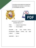 Informe Previo 1 - Digitales