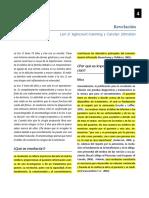 I PROBLEMAS DE INFORMACIÓN - 4 REVELACIÓN