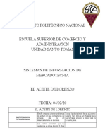 ELMILAGRO DE LORENZO