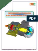 TRANSMISSION DDE PUISSANCE