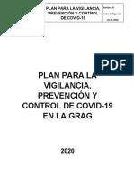 Plan para la Vigilancia, Prevención y Control de COVID - 19 Rev. 01 ULTIMA-2.docx