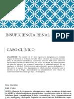 Anamnesis-Insuficiencia renal