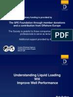 Understanding Liquid Loading Will Improve Well Performance - Robert Sutt...