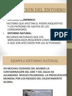 (12) CLASIFICACION DEL ENTORNO DEL PRODUCTO 2016