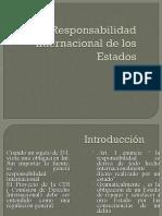 Derecho Internacional Responsabilidad Internacional de los Estados