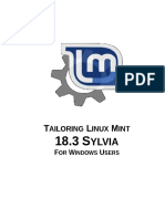 Tailoring Linux Sylvia.docx