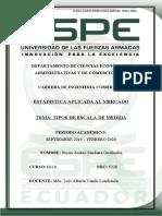 DEBER N.3 TIPOS DE ESCALA SIMBAÑA ANDRES