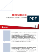 Comunicación Estrategica