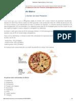 Estudando Pizzaiolo Básico 9