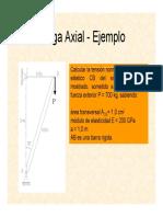Carga Axial - Ejemplo con varios casos .pdf