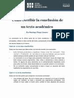 Como_escribir_la_conclusion_de_un_texto_academico_-_Santiago_Parga_-_Centro_de_Espanol_UNIAN