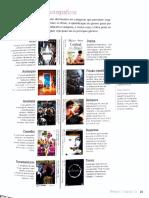 Gêneros Cinematográficos + QUESTÕES
