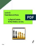 Curso elemental 22-25 rotafolio clases chess