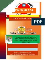 Program Kerja Ekstrakurikuler Karya Ilmiah Remaja SMAN 6 BS