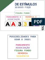 Figura Fundo M