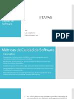 Métricas de Calidad de Software(1)
