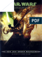 Star Wars RPG (d20) - The New Jedi Order Source Book