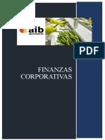 FINANZAS CORPORATIVAS II