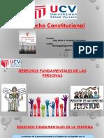 Derecho Constitucional General - Clase 4 y 5