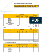 6. METRADO INSTALACIONES ELECTRICAS - COLEGIO TUNGULA