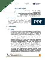 (03) separata del especialista - aseguramiento de la caldiad