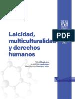 Laicidad multiculturalidad y derechos humanos