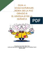Guía 4. Ciencias naturales- Catedra de la Paz Grado 8 Junio 16 al 30.pdf