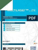 3 - Multilaser PRO by ZTE - Primeiros Passos
