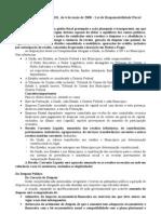 Lei Complementar nº 101, de 4 de junho de 2000 - Lei de Responsabilidade Fiscal (LRF)