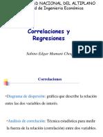 02.00.  Correlaciones y Regresiones
