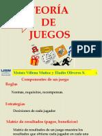 PPT 2 Teoría de los Juegos. Equilibrio de Nash y Estrategias Mixtas..pptx
