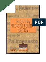 Politica de La Liberacion 2001- Dussel