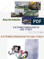 PRESENTACION Factores Fisiologicos de Vuelo