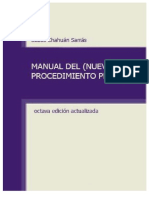 Chahuan Procesal Penal