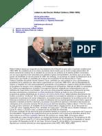 segunda-presidencia-del-doctor-rafael-caldera-1994-1999