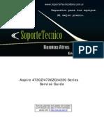 181 Service Manual -Aspire 4730z 4730zg 4330