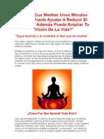 Meditacion Guiada - Meditaciones Guiadas