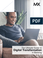 Ultimate guide to digital transformation in banking