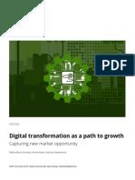 Digital transformation as a path to growth.pdf