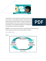 Communication for PHLEBOTOMISTS