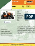 TRACTOR HUSQVARNA  LTH-1738 17 HPS_RECOLECTOR-0