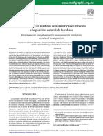 5. Discrepancias en medidas cefalometricas en relacion a la posicion natural de la cabeza