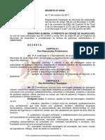 DECRETO LEI PUBLICIDADE GUARULHOS