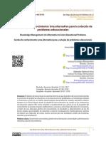 La gestión del conocimiento_una alternativa para la solución de problemas educacionales