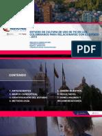Estudio de Cultura Digital para comunicarse con el Estado colombiano