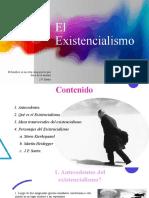 6-2- El Existencialismo