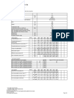 Technical Data D7A TA rating 2. 237 hp